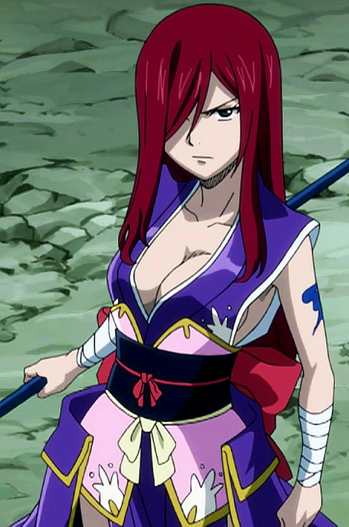 What Does Erza Mean In Japanese