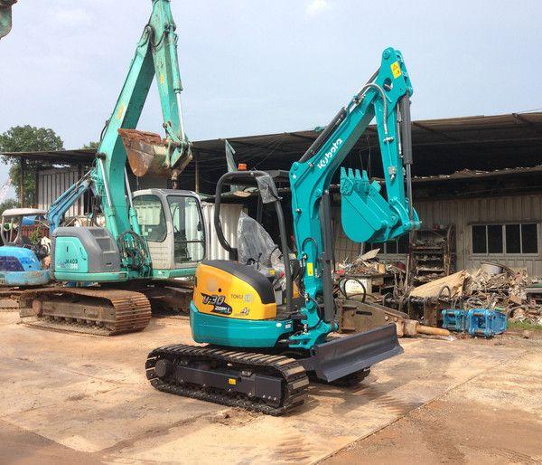 R01  Kubota Mini Excavator For Rental or Leasing U-30-5