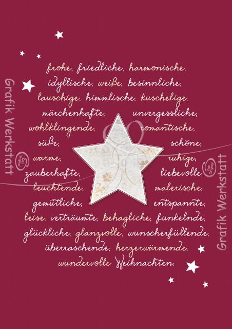 stern ideen weihnachten feiertage weihnachten und gedicht weihnachten
