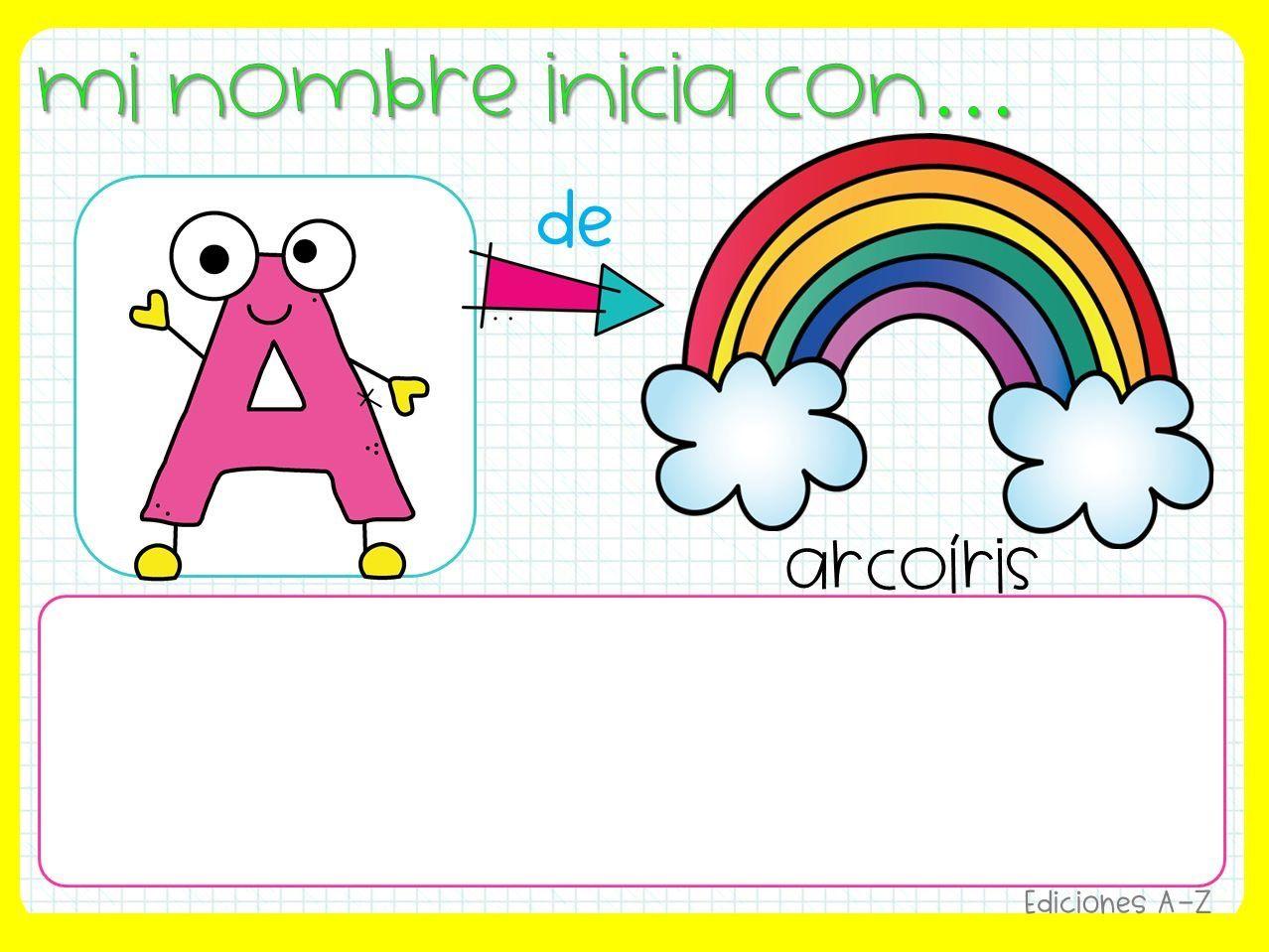 Pin By Danyela Gonzalez On Preescolar