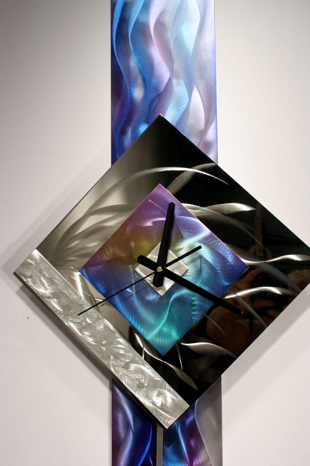 modern-metal-wall-art-pendulum-clock-abstract-sculpture-decor-abstract-painting-clock-on-metal-original-art-design-by-alex-kovacs-ak445-2.gif (1064×1600)