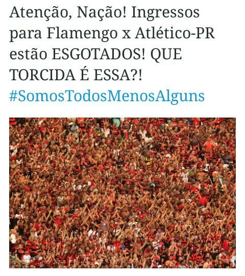 #somostodosmenosalguns