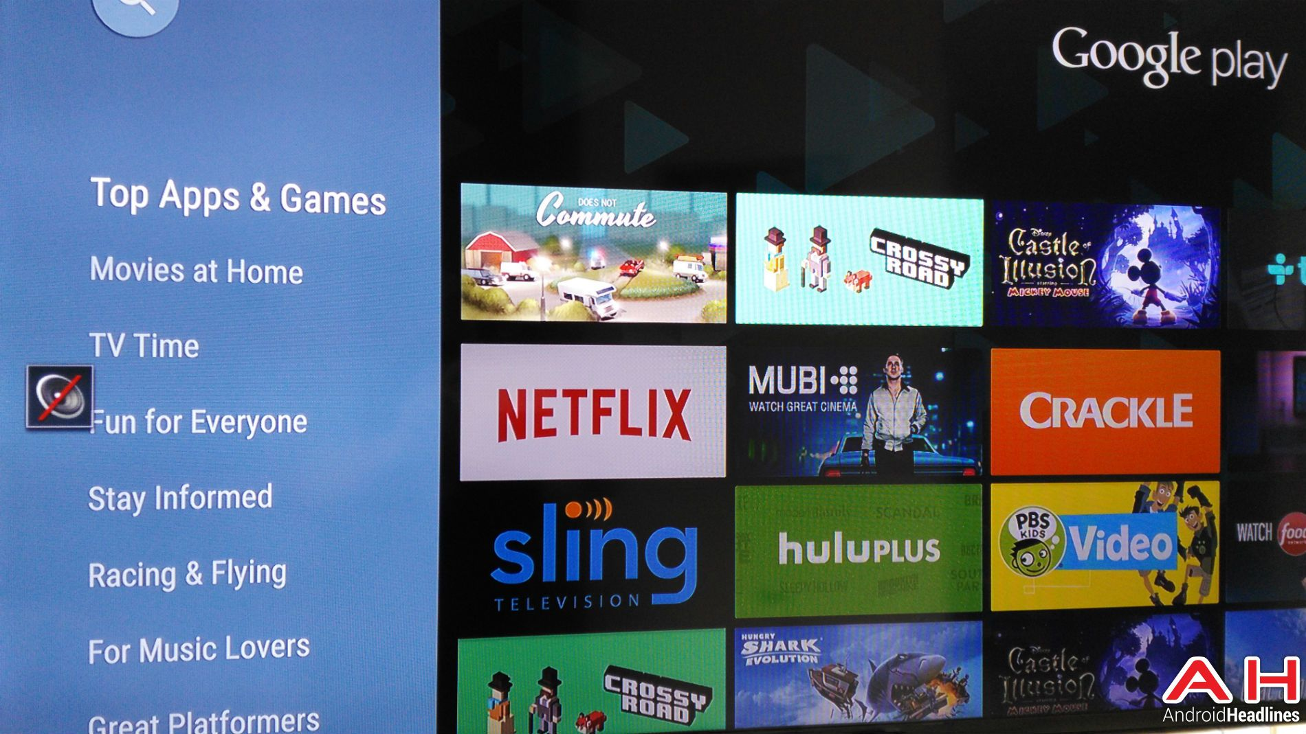 Android TV: This Week's Update Is One We've Been Waiting For