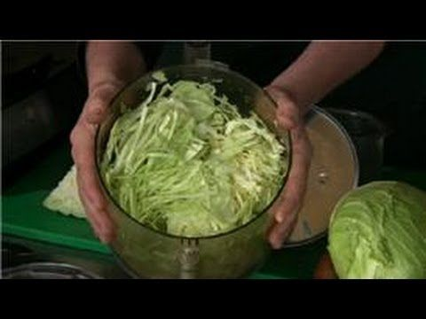 Cabbage recipes how to chop cabbage for coleslaw in a food cabbage recipes how to chop cabbage for coleslaw in a food processor forumfinder Choice Image