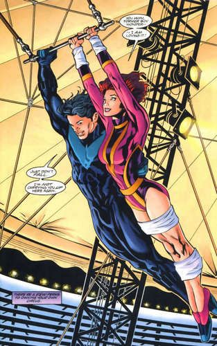 Nightwing & Oracle - Barbara Gordon & Dick Grayson Photo (10801989) - Fanpop