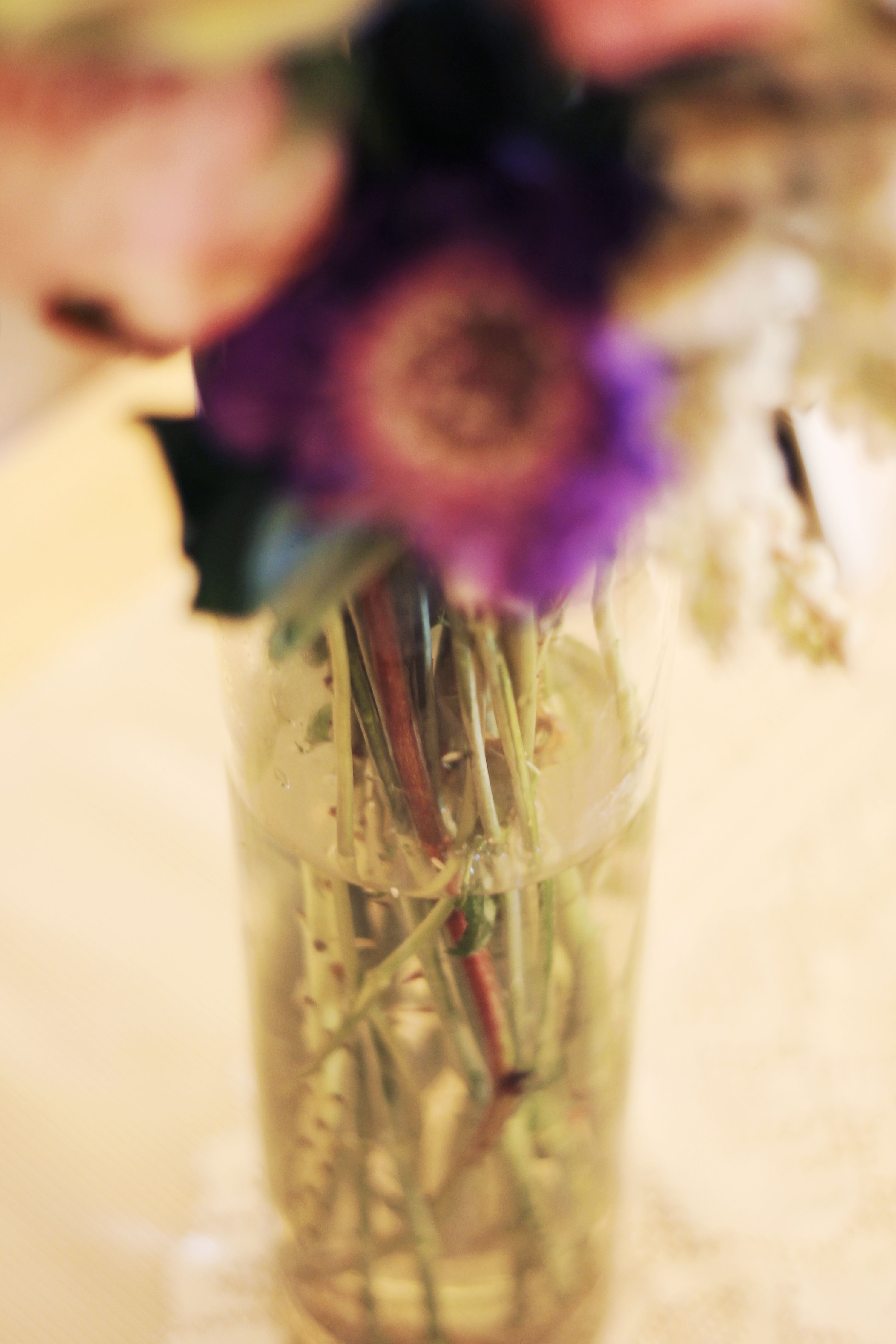 Purple Prettiness Flowers By Lilymoss Cookcreatecelebrate