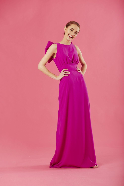 Coosy - VESTIDO GALIA MORADO | Wedding Inspiration | Pinterest ...