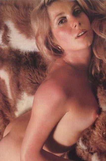 Gatabella Catherine Deneuve Playboy October 1965 1965 In 2019