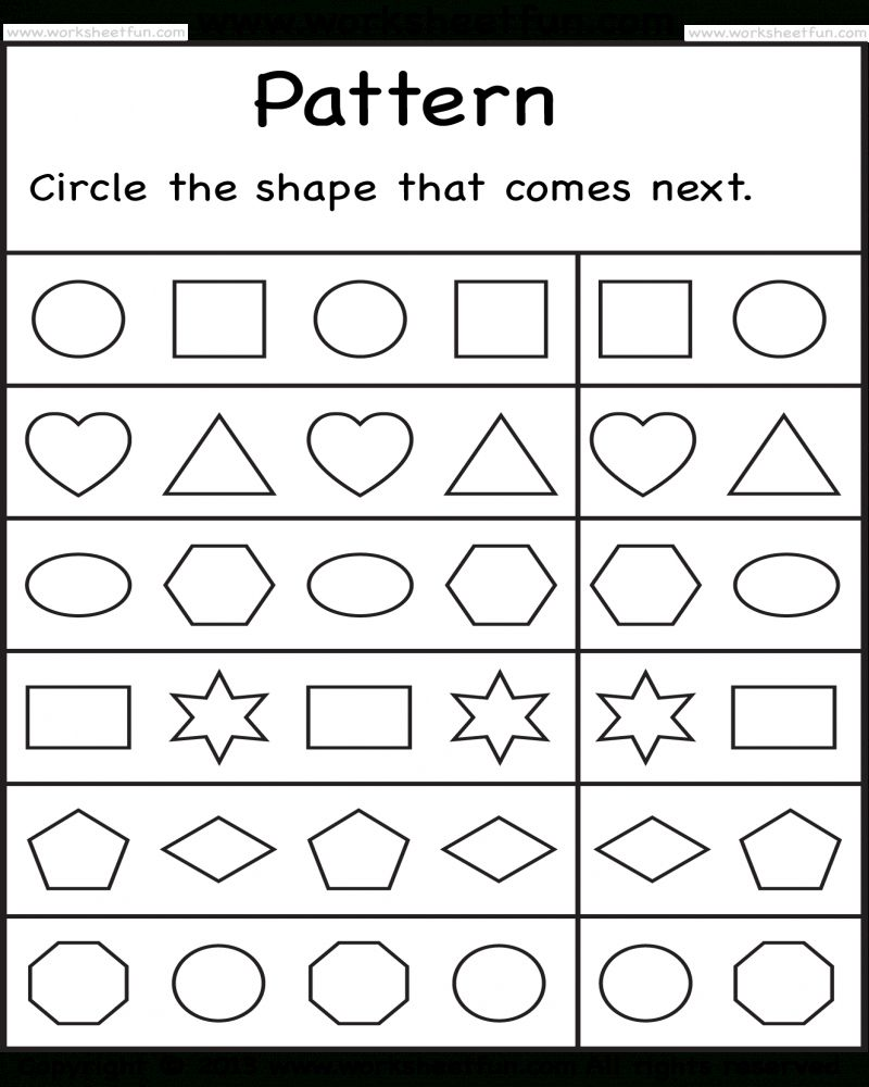 Pin On Free Kindergarten Math Worksheets Printable