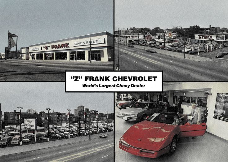 Car Dealerships In Chicago >> Chevrolet Dealership Black And White Photos Google Search