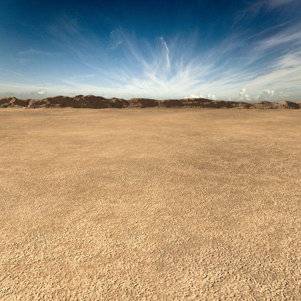 Desert Landscape 3d Model Available To Purchase Desert Sand Texture Dune Floor Hot West Ground Dry Desert Landscaping Landscape Desert Background