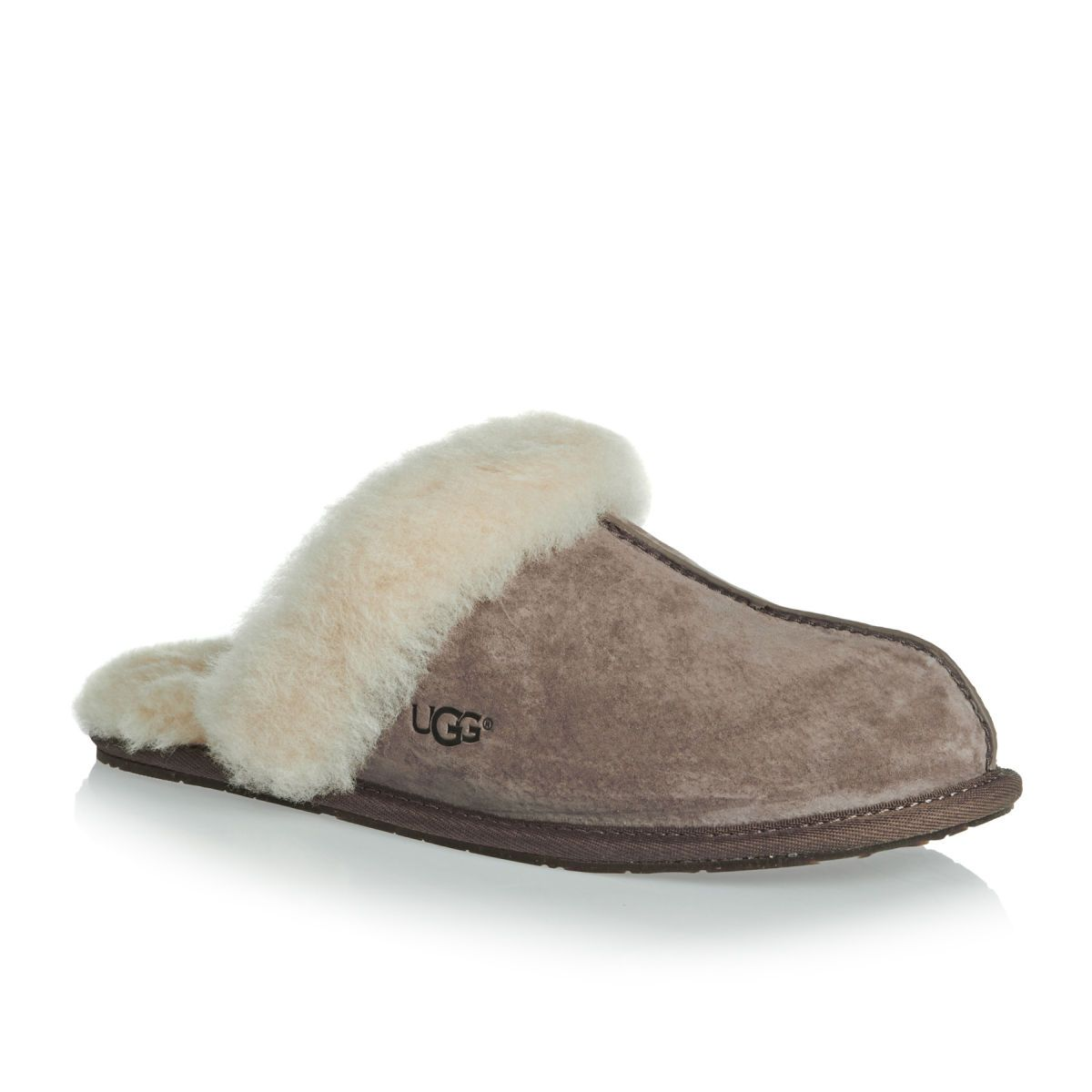 12a01cf6d UGG Slippers - UGG W Scuffette II Slipper - Stormy Grey | Everything ...