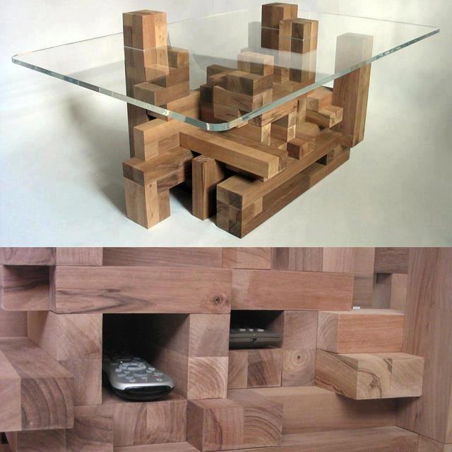 Mesas Creativas Y Originales Ideas Pinterest