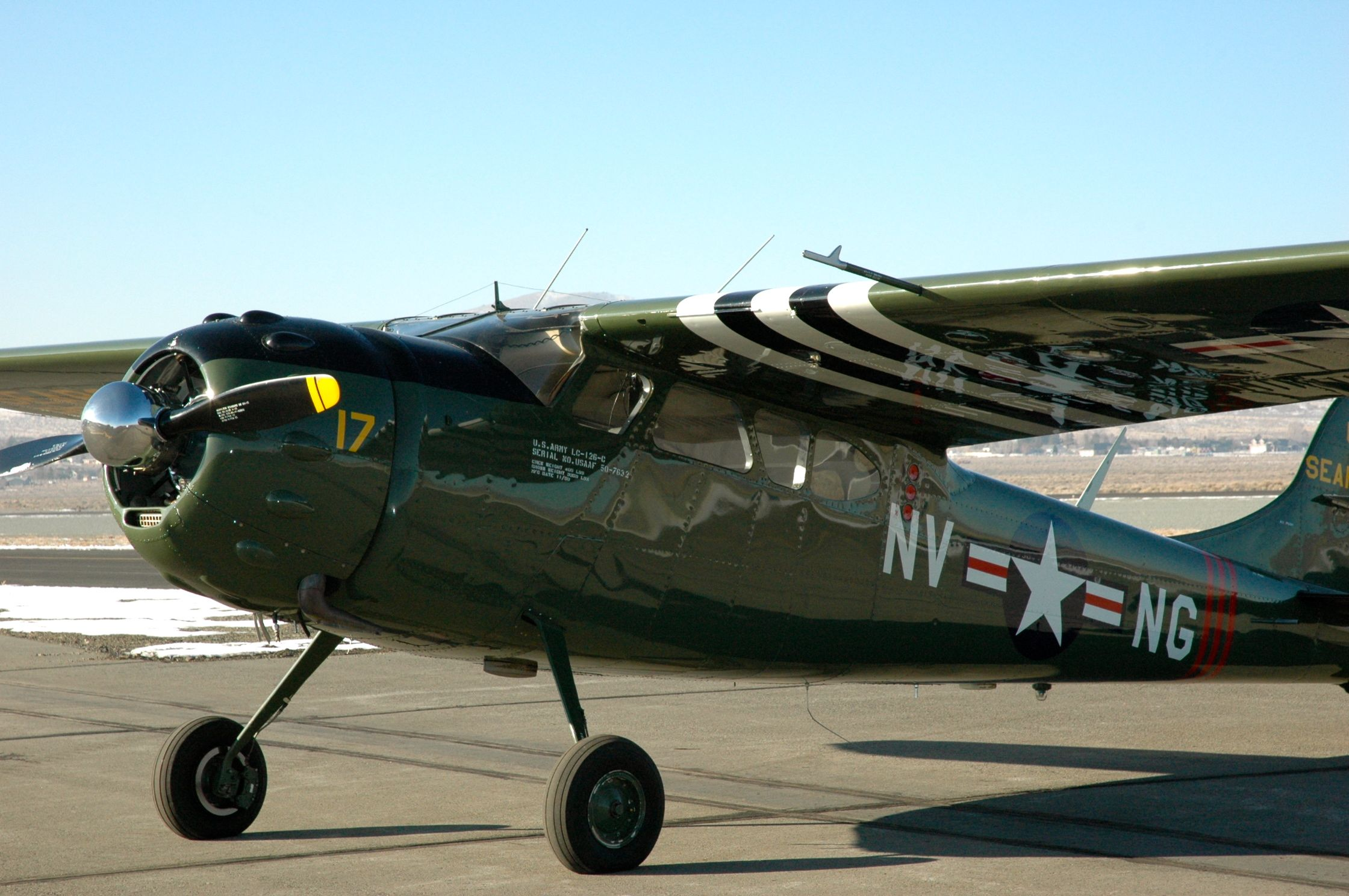 Price: $73,900 Ultra-Clean Fully Restored Cessna 195 A Model