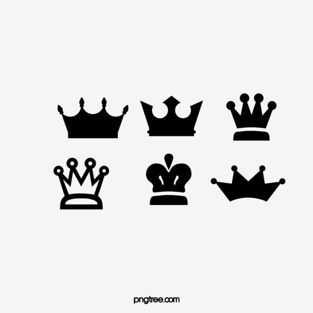 Black Crown Crown Clipart Imperial Crown Black Png Transparent Clipart Image And Psd File For Free Download Imperial Crown Clip Art Black Crown