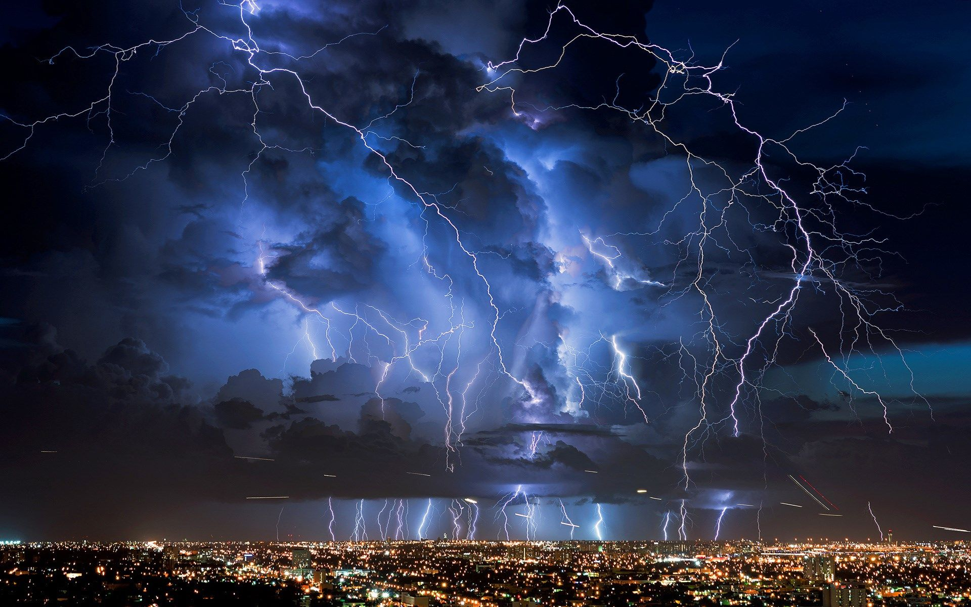 lightning storm wallpapers hd | ololoshenka | pinterest
