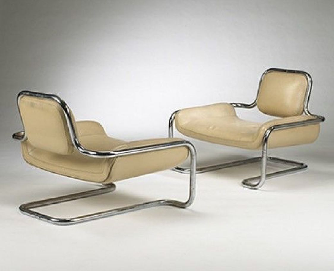 Sedie A Dondolo Depoca : Lemon sole chairs for steiner interni