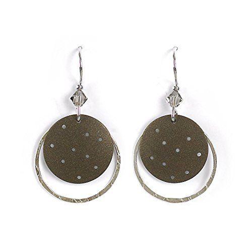755bef36f Jody Coyote earrings SMC369 Celestial Collection silver b... https://www