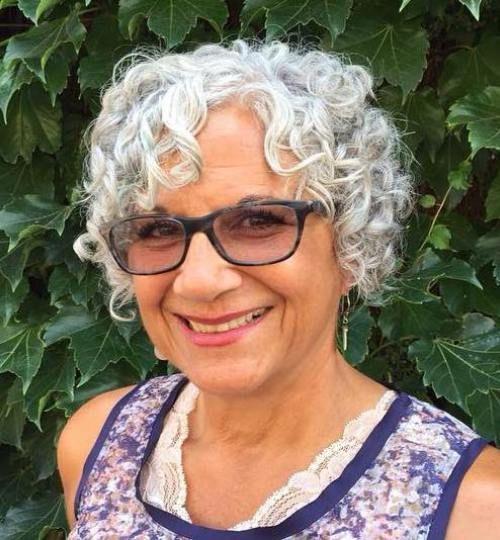 65 Gorgeous Gray Hair Styles Gorgeous Gray Hair Older Women Hairstyles Grey Curly Hair
