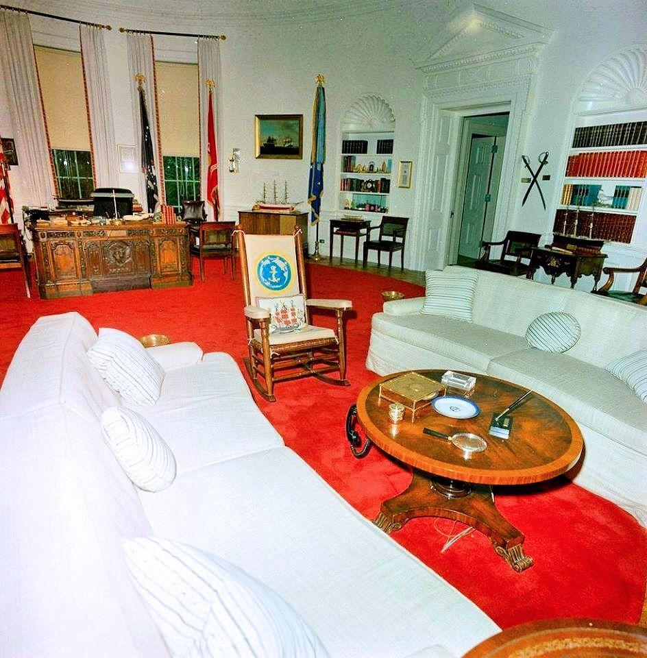 jfk in oval office. Jfk Oval Office. In Office O