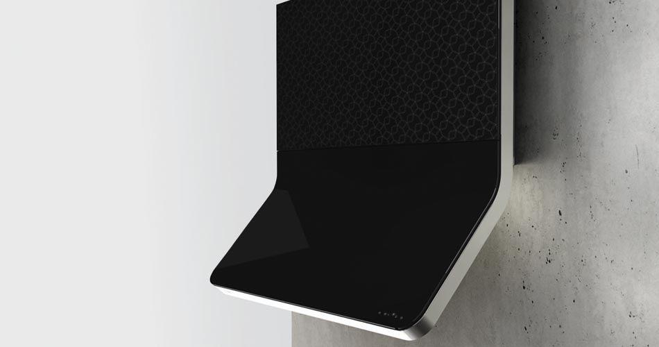 Zephyr - Horizon Wall extractor cooker hood Modern Kitchen - dunstabzugshaube kleine küche