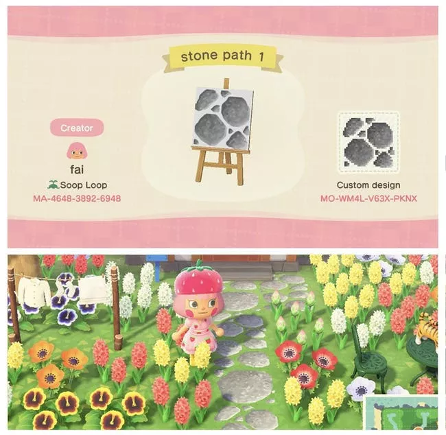 25 Awesome Path Codes For 'Animal Crossing: New Horizons'