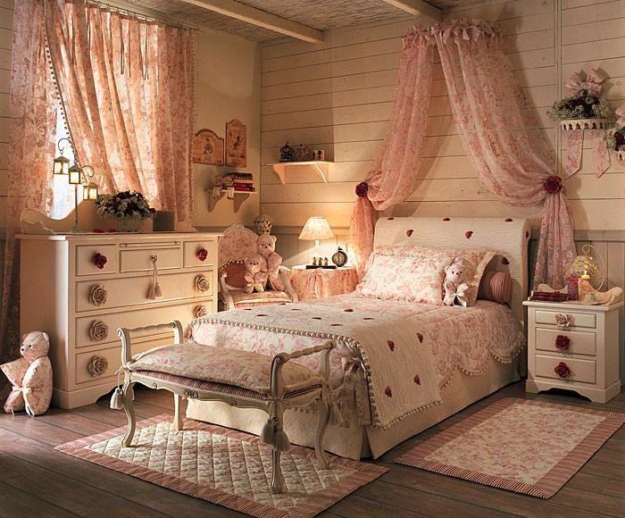 cameretta in stile provenzale, adorabile | Stile provenzale | Home ...