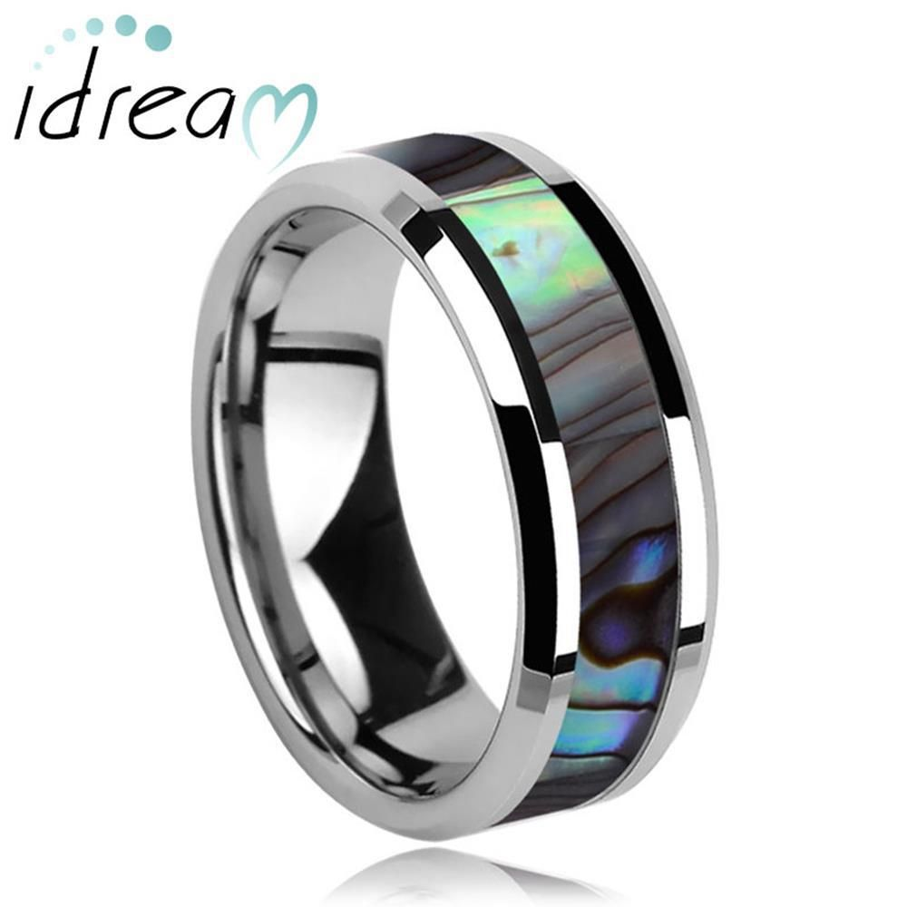 It is just a photo of 48 Glamorous Tungsten Carbide Womens Wedding Rings Ideas - Fashion
