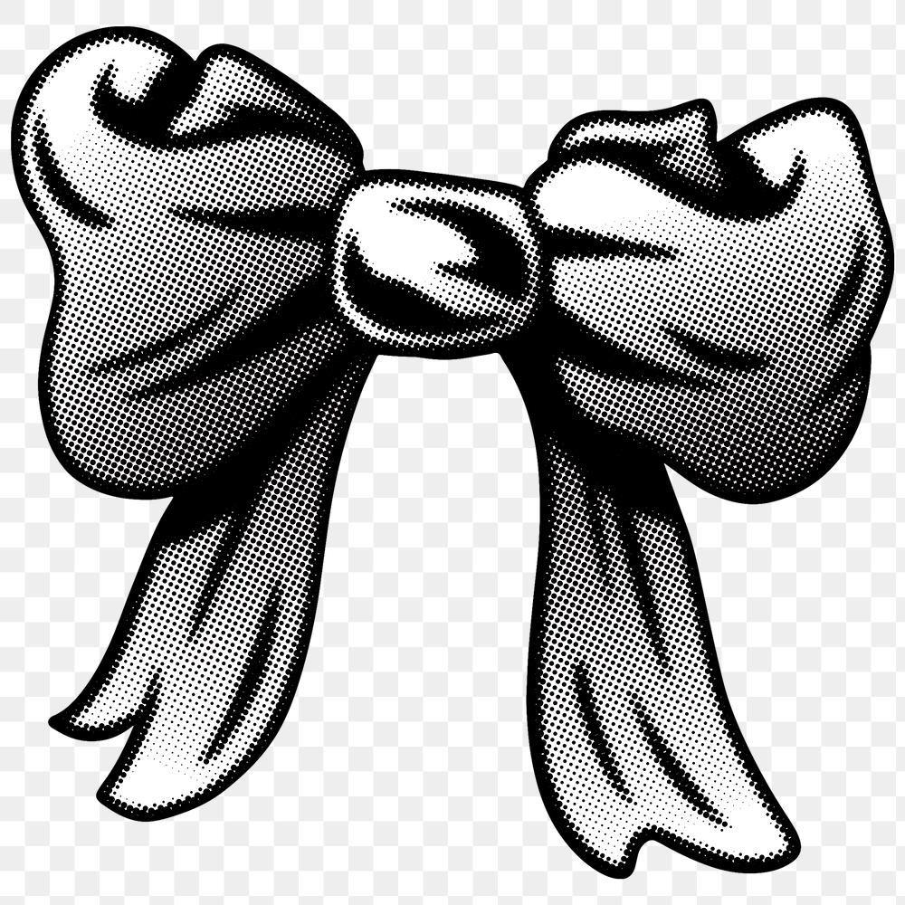 Black And White Bow Sticker Design Element Free Image By Rawpixel Com Ningzk V Sticker Design White Bow Design Element