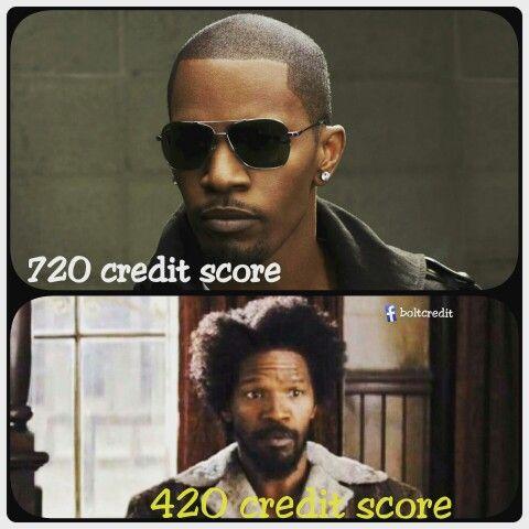 Credit score funny meme Jamie foxx | Memes | Pinterest ...