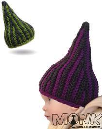 Mütze Häkeln Häkelanleitung Pixie Babymütze Bosnisch Häkeln
