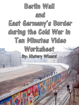 Berlin Wall and East Germany's Border in 10 Minutes Cold War