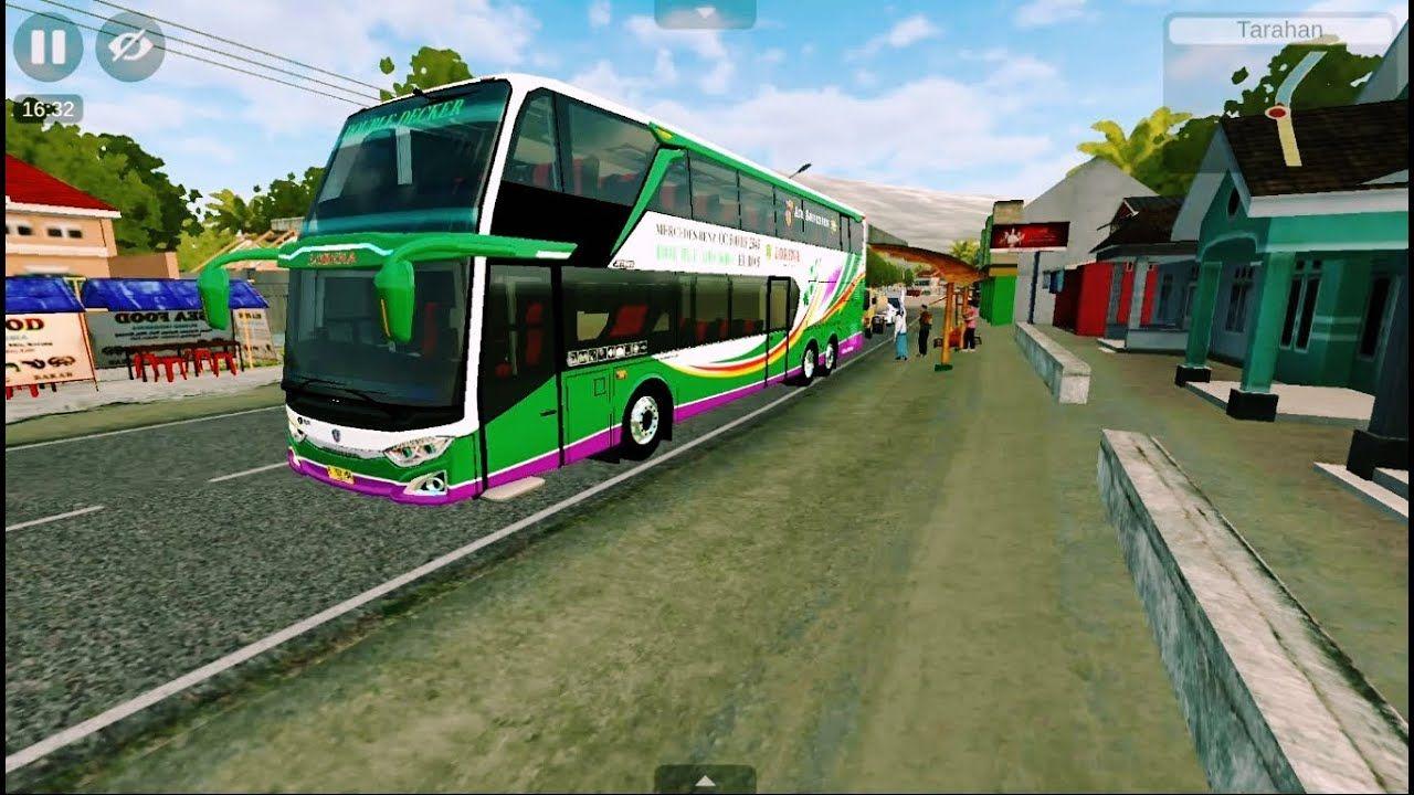 Bus Simulator Indonesia Permainan Anak Mobil Bus Android Game Laki Laki Mobil Mobilan Besar Mobil Indonesia Mainan Anak