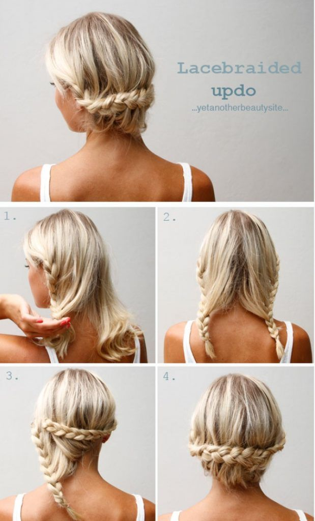 50 Shoulder Length Hairstyle Tutorials The Hairstyle Mag Medium Length Hair Styles Easy Hairstyles Medium Hair Styles