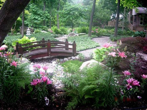 Asian Inspired Gardens | RE: Japanese Inspired Garden