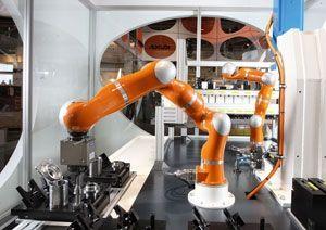 Robots Build Robots Made By Kuka Systems Kunststoff