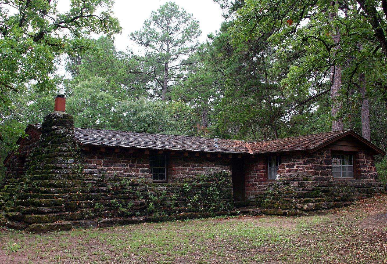 Bastrop State Park Cabins | Bastrop Cabin 4