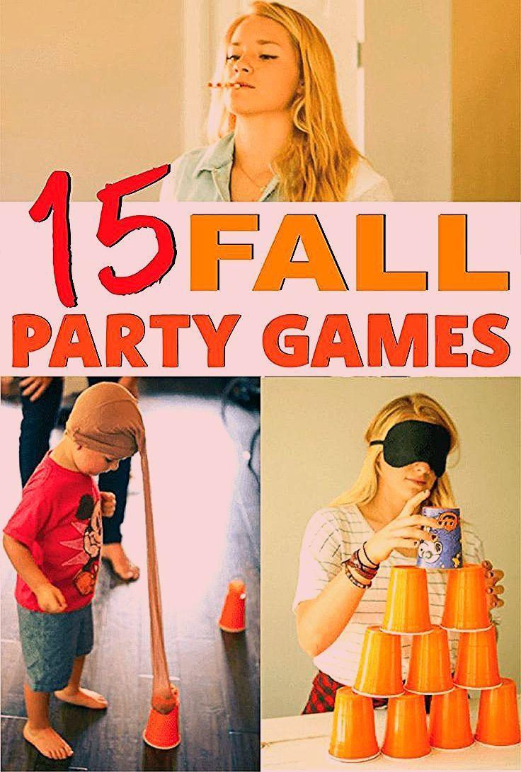 Photo of 15+ Fall Party Games That Are Perfect for Kids and Adults