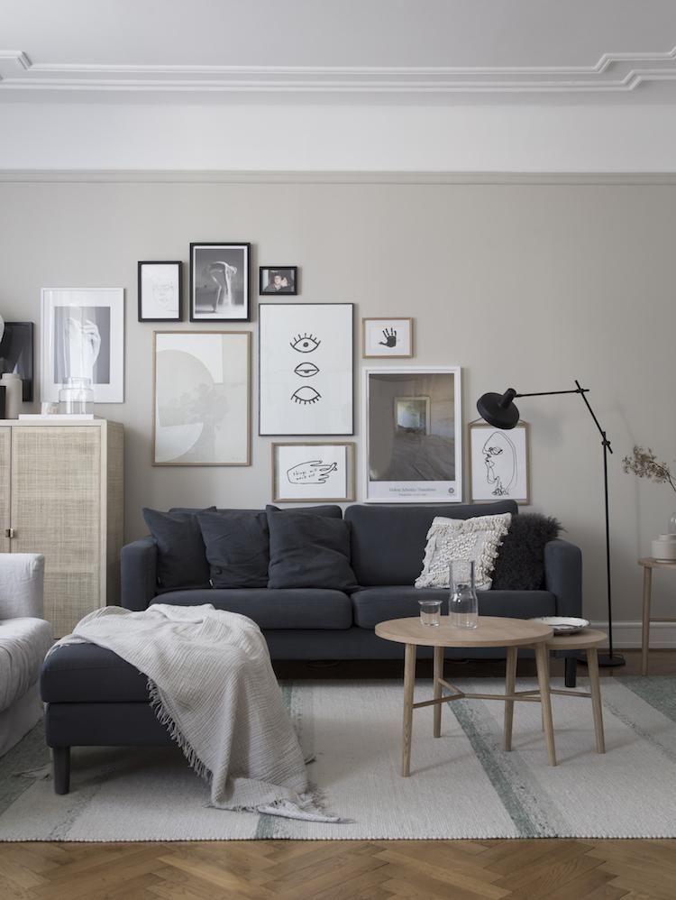 40 stunning small space living room ideas new decor room living rh pinterest com