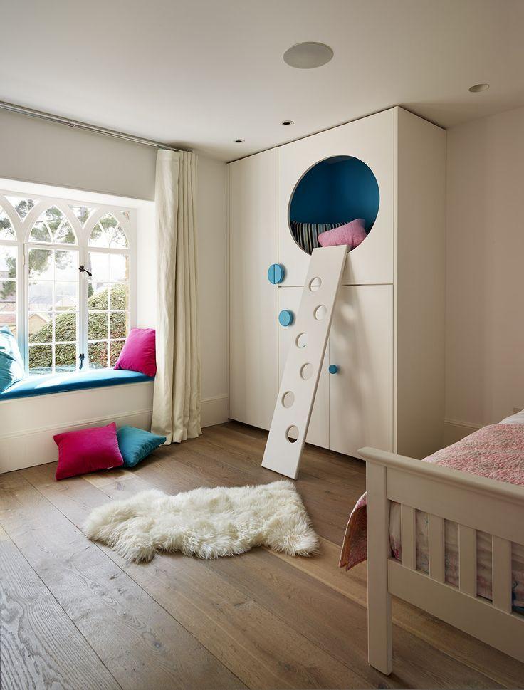 Mommo Design Loft Beds Deco Chambre Fille 10 Ans Amenagement