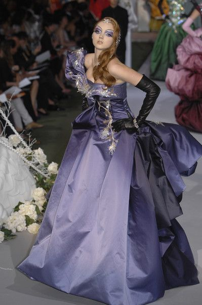 Christian Dior Fall couture 2007