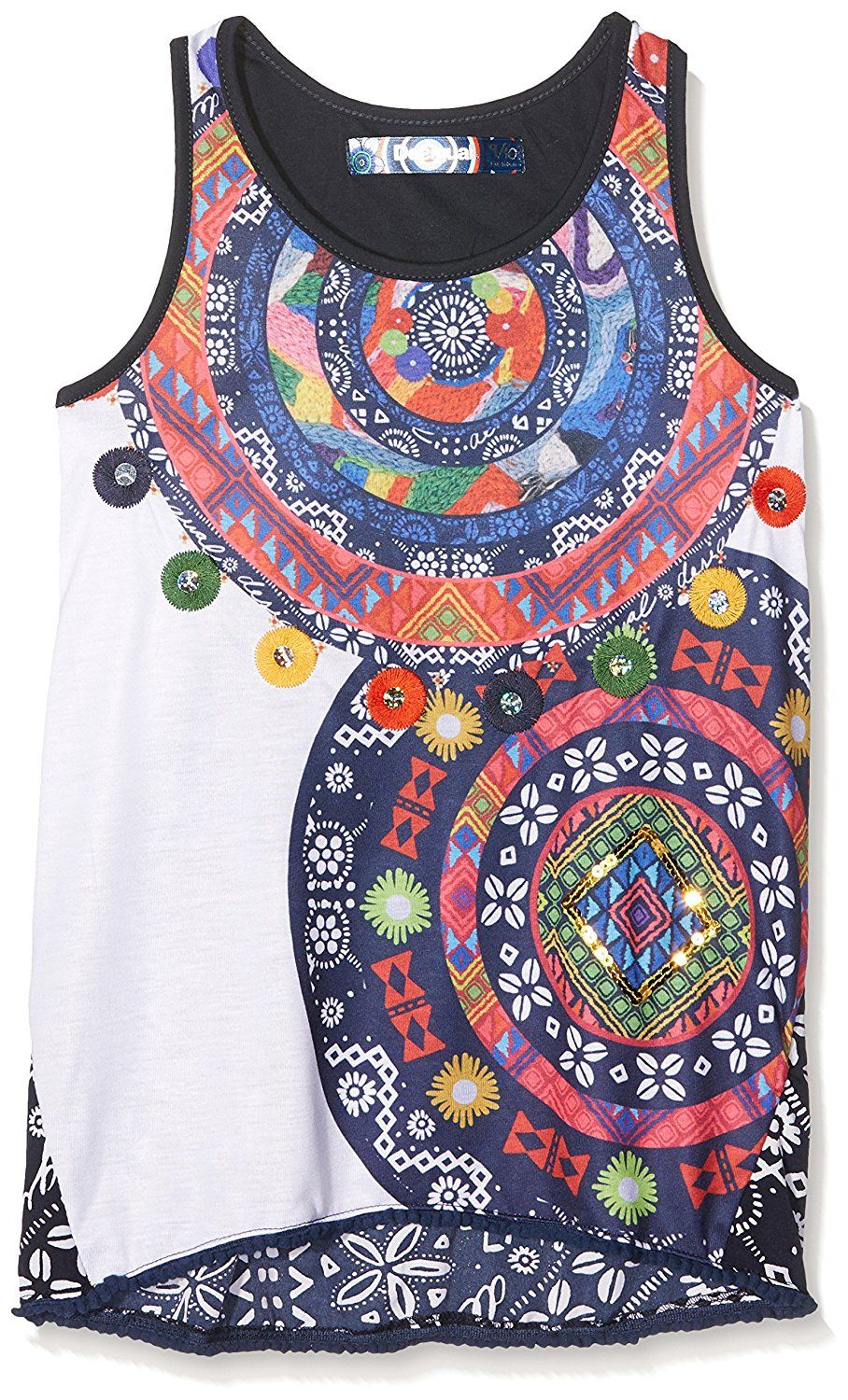 Desigual Girl's Ts_distriod TShirt (With images) Cute