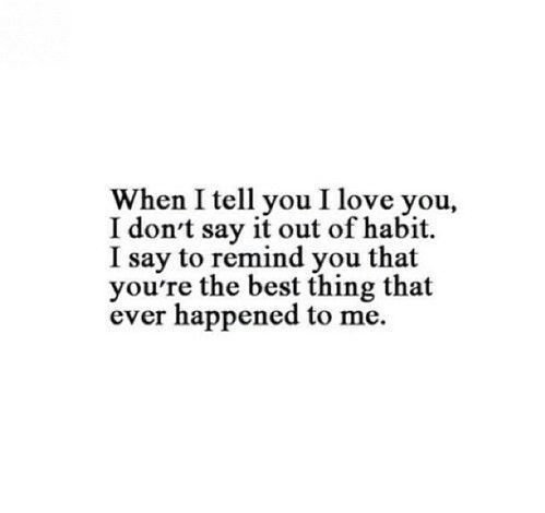 Quotes About Doubting Love Tumblr : love quotes for boyfriend i love you quotes sweet quotes deep quotes ...
