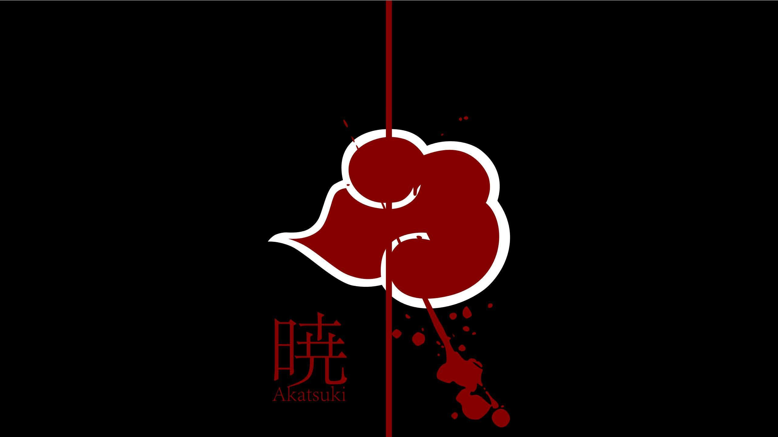 Naruto Akatsuki Sign Logo Akatsuki, Cool wallpapers for