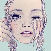 eyelashes need a trimin