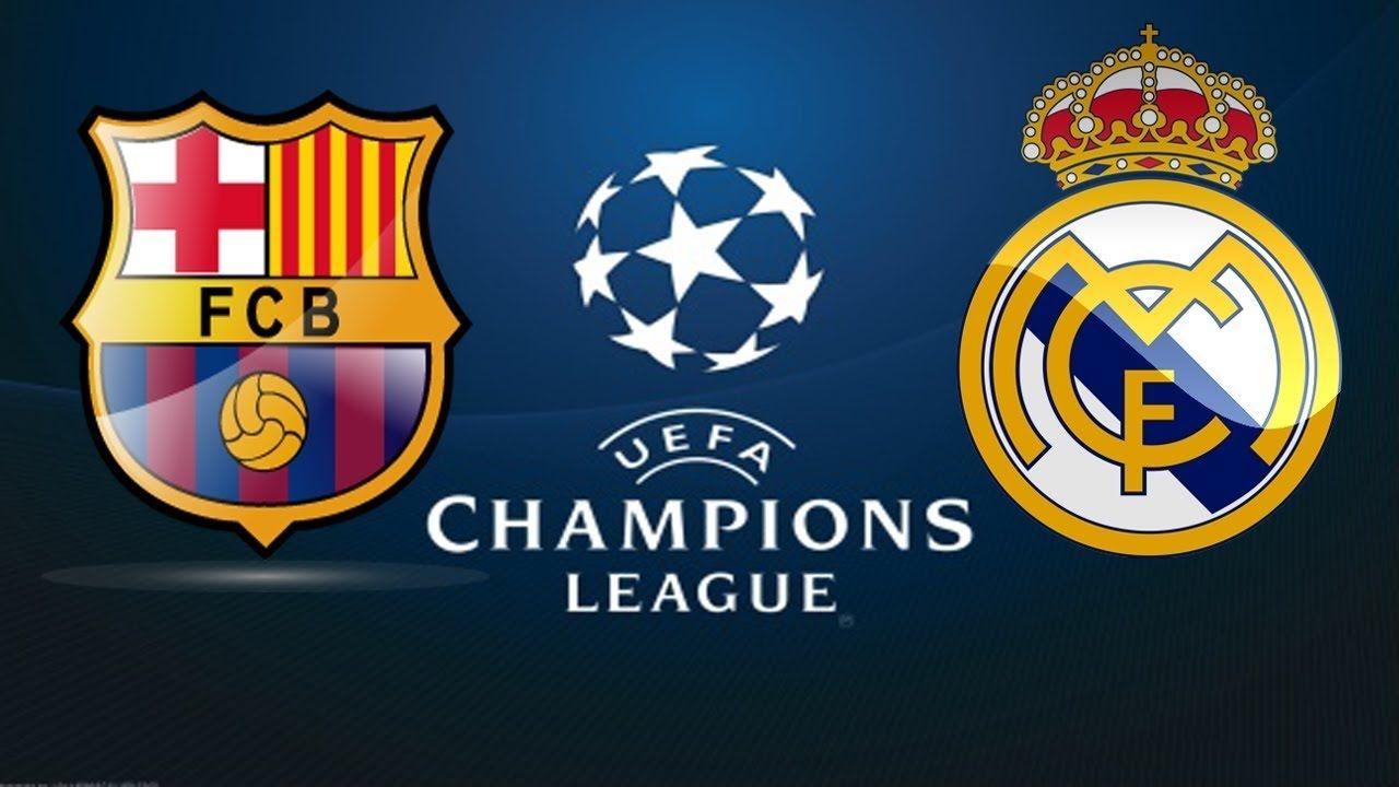 Barcelona Vs Real Madrid El Clasico Watch Now Equipo Real Madrid Uefa Champions Juventus