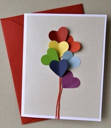 32 Handmade Birthday Card Ideas And Images Tarjetas Manualidades