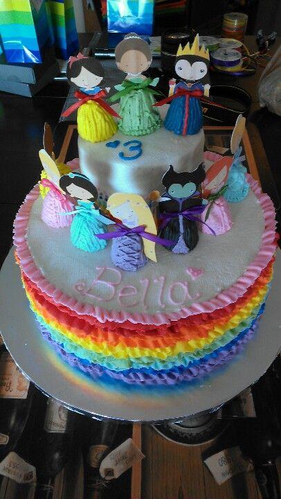 Rainbow Birthday Cake Quotes