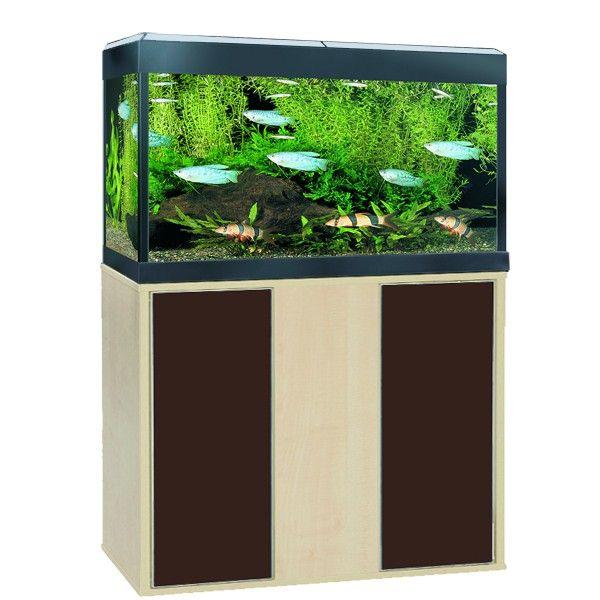 200 liter aquarienkapazit t filter heizer und beleuchtung und unterschrank inklusive flexibles. Black Bedroom Furniture Sets. Home Design Ideas