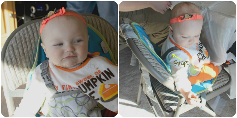 Baby's Journey BabySitter Portable High Chair Review